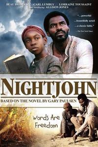Nightjohn as Dr. Chamberlaine