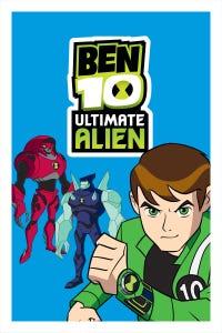 Ben 10: Ultimate Alien as Jet Ray
