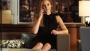 Suits Star Sarah Rafferty Is Heading to Grey's Anatomy
