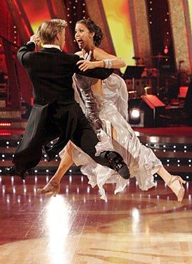 Dancing with the Stars - Season 6 - Shannon Elizabeth, Derek Hough