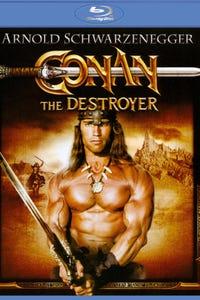 Conan the Destroyer as Princess Jehnna