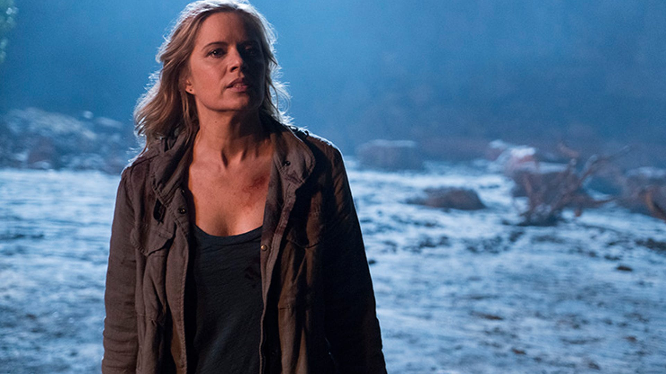 Kim Dickens, Fear The Walking Dead