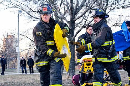 """Chicago Fire - Season 1- """"Nazdarovya"""" -"""