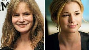 Revenge Casts Jennifer Jason Leigh as Emily's Mom