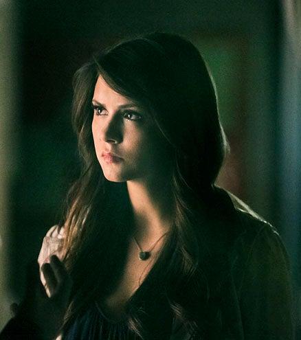 "The Vampire Diaries - Season 4 - ""The Walking Dead"" - Nina Dobrev"