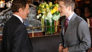 The Good Wife First Look Photos: Cary's Dad! Will's Ex! And Why Is Will on the Stand?