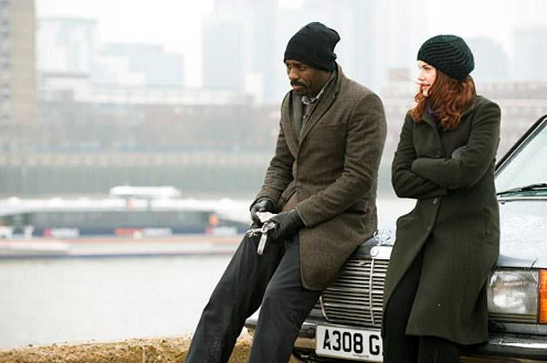 Luther - Season 1 - Idris Elba and Ruth Wilson