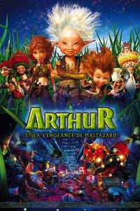 Arthur and the Invisibles 2: The Revenge of Maltazard as Max