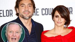 "Jon Voight Calls Penelope Cruz and Javier Bardem ""Ignorant"" About Israel-Gaza"