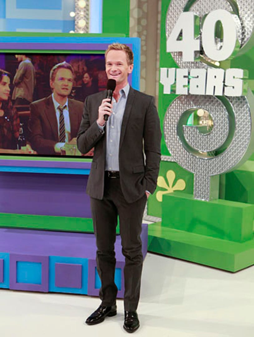 The Price is Right - Neil Patrick Harris