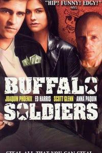 Buffalo Soldiers as Kimborough
