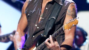 Richie Sambora to Serve as The Late Late Show With Craig Ferguson House Band For A Week