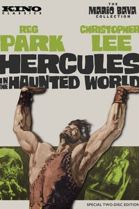Hercules in the Haunted World as King Lico