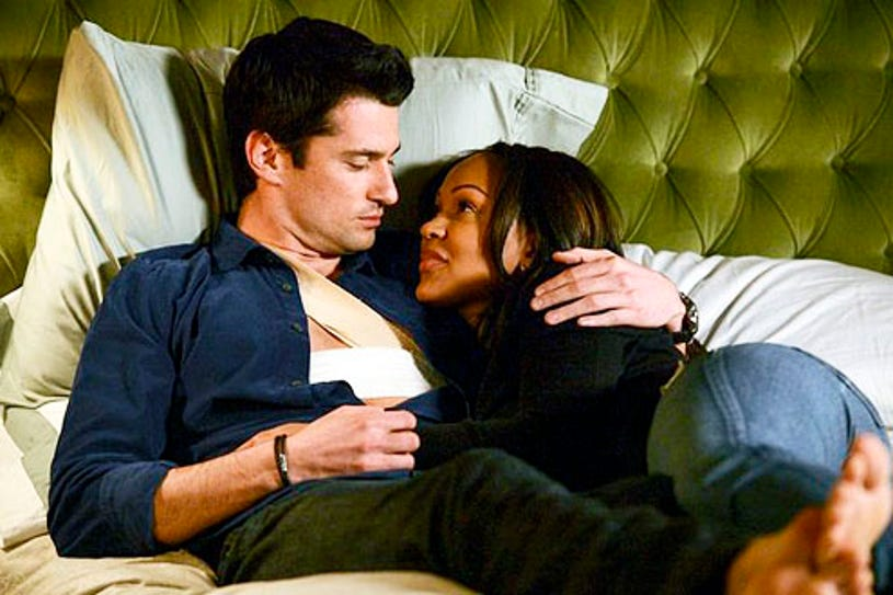 """Deception - Season 1 - """"You're the Bad Guy"""" - Wes Brown and Meagan Good"""