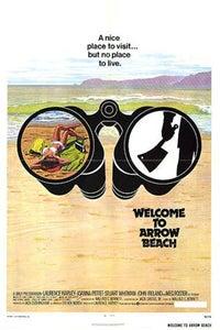 Welcome to Arrow Beach as Jason Henry