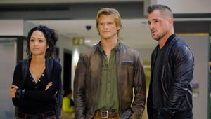 MacGyver Exclusive: Can Mac Save the Day on a Moving Train?