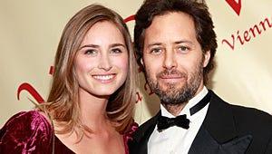 Lauren Bush and David Lauren Wed