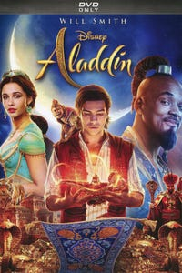 Aladdin as Iago