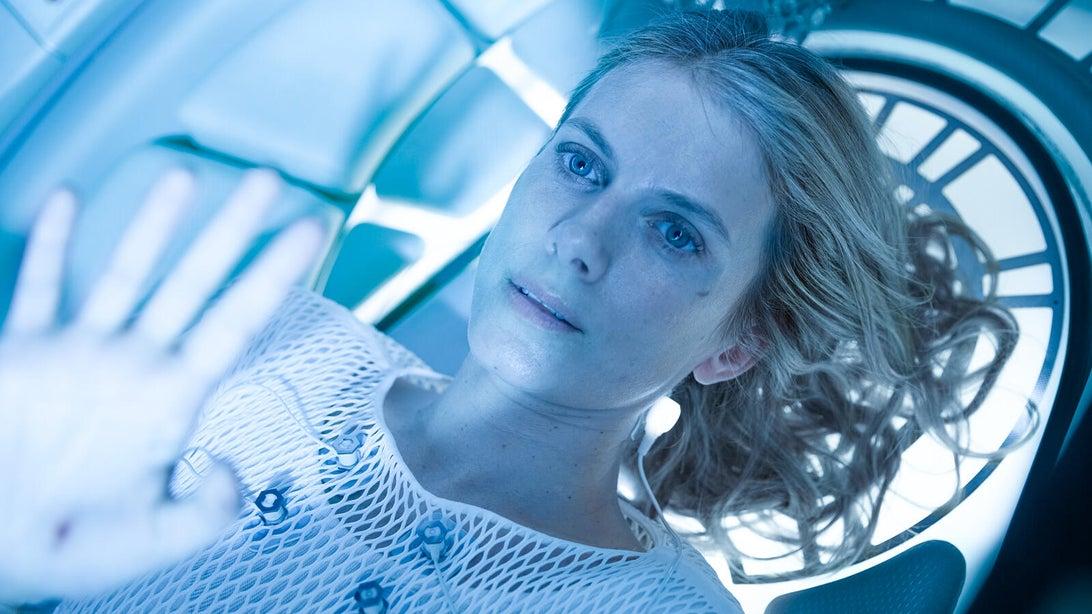 Mélanie Laurent, Oxygen