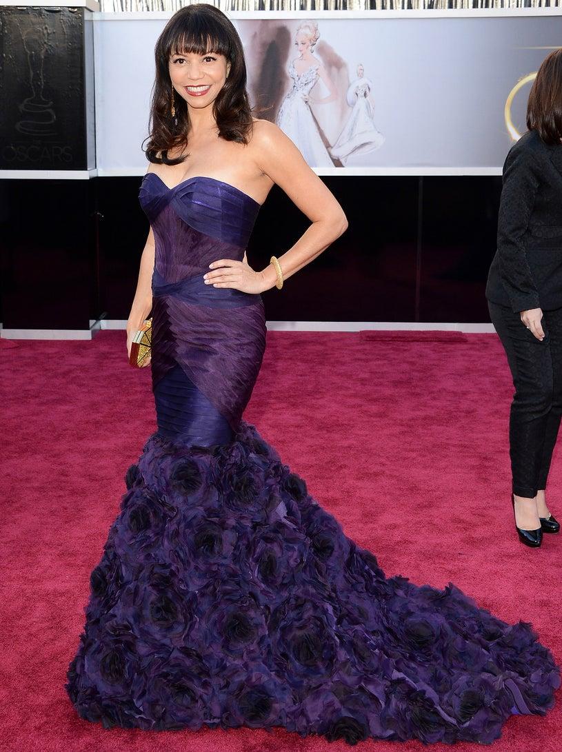 Gloria Reuben - 85th Annual Academy Awards in Hollywood, California, February 24, 2013