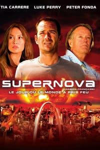 Supernova as Dr. Christopher Richardson