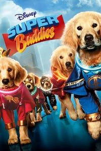 Super Buddies as Lollipop