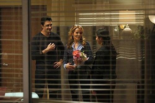"Switched at Birth - Season 1 - ""Introducing the Miracle"" – Gilles Marini, Lea Thompson, Vanessa Marano"