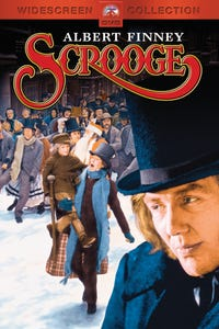 Scrooge as Child
