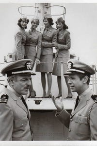 Operation Petticoat as Lt. Cdr. Haller