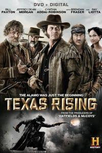 Texas Rising as Lorca