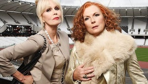 Is an Absolutely Fabulous Movie in the Works?