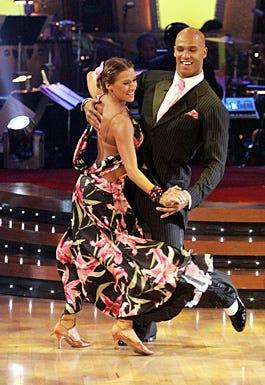 Dancing with the Stars - Season 6 - Edyta Sliwinska, Jason Taylor