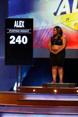 The Biggest Loser - Season 14 - Alex Reid