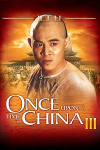 Once Upon A Time In China III as Wong Fei-hung
