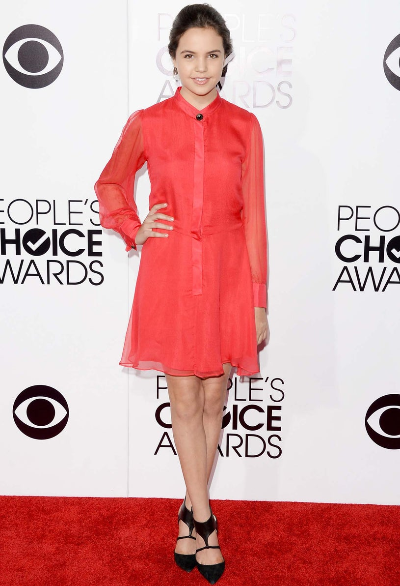 Bailee Madison - 40th Annual People's Choice Awards in Los Angeles, California, January 8, 2014