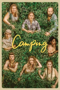 Camping as George