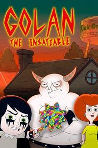 Golan the Insatiable as Golan