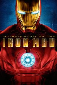 Iron Man as Tony Stark