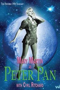 Peter Pan as Peter Pan