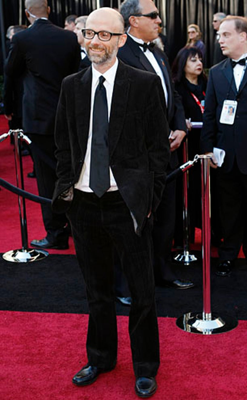 Moby - The 83rd Annual Academy Awards, February 27, 2011
