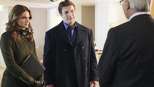 Exclusive Castle First Look: Have Castle and Beckett Picked a Wedding Date?!
