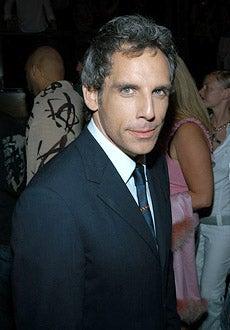 Ben Stiller - The 2003 VMAs in New York City, August 28, 2003