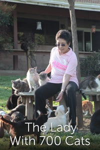The Lady With 700 Cats as Narrator