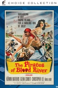 The Pirates of Blood River as Blackthorne