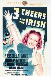 Three Cheers for the Irish as Policeman
