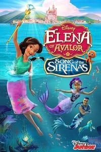 Elena of Avalor: Song of the Sirenas as Princess Marisa