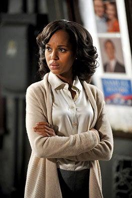 "Scandal - Season 2 - ""All Roads Lead to Fitz"" - Kerry Washington"