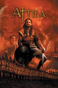 Attila the Hun as Attila