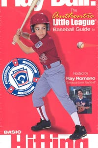 Play Ball! The Authentic Little League Baseball Guide - Basic Hitting as Host