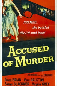 Accused of Murder as Trumble